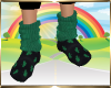 Kids St Patty's Socks