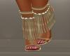 Summer urban sandals