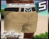 ! Chino Shorts Tan