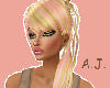 pink highlight hair *AJ*