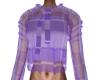 Eden Lilac Top