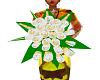 Gld Bling Bridal Bouquet