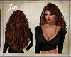 *J * CAMILA RED CURLY