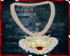 ☑ : Lion Head Chain