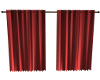 Jag-Cherry Curtains