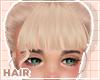 bangs | blonde
