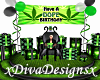 Weed Birthday Throne