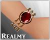 [R] Kiara Bracelet - Red
