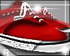 [C]Vans Red/White x Era