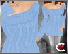 *SC-Snugly Sweater LtBlu