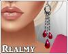 [R] Kiara Earrings-Pink