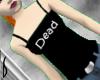 """""""Dead"""" top"""