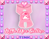 LM Pink Collar