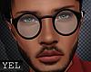 [Yel] Kev glasses