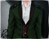 Green Vintage Suit