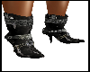 Fully Detailed Blk Boots