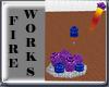 !F! PurpleBlue FireWorks
