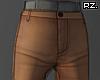 rz. Model Brown Pants