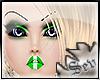 *S Nebula Skin Green