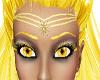 Sun Goddess eyebrows