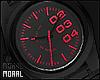 Auto Black x Red Watch