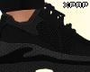 [P] Black Sneaker