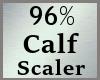 96% Calves Calf Scale MA