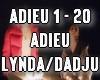 Adieu-Lynda/Dadju