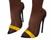 E* Yellow Heels