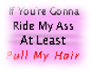 {pH} Ride My  T