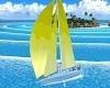 Katy Lyn Racing Yacht