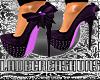 TheV Violet Heels