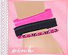 Pink Wrist Bracelet