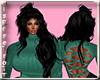 (RT)BLACK ROSALYN HAIR