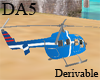 (A) Flying Helicopter