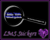 CSI Magnifying Glass