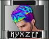 Rave Rainbow Hair
