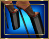 Platform Heels Black