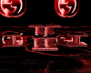 Red/Blk Gucci Club Seat