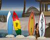 Surf Hawaiian style
