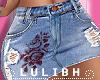 LL** Skirt Jeans