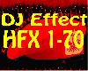 Effec HFX 1-70♫