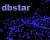 Dark Blue Star Light