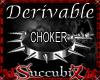 [Sx]Drv Spike Choker