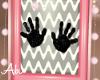 Baby Hands Art {A}