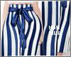 n  Paperbag Stripes Pant