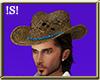 !S! Straw Cowboy Hat