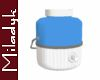MLK Blue Camping Thermos