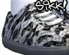 White Camo Sikk Kicks