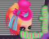 .tM. BluPink Lolita Hat